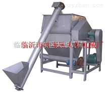 臥式雙軸砂漿攪拌機耐磨耐用