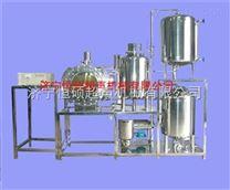 50kg超聲波提取罐/100L超聲波提取罐