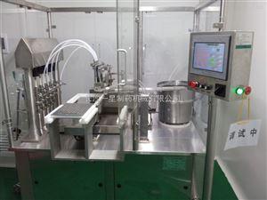 YCF10型半自动预灌装机厂家