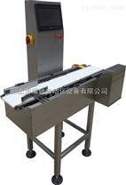 常用型輕小包裝重量選別機(300包/分,± 0.1g,5g-100g)