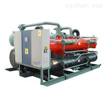 工業冷凍卻設備熱回收水冷螺桿式低溫冷水機組