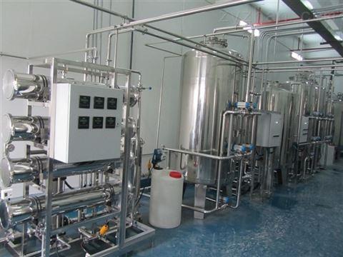 自动多效蒸馏水机