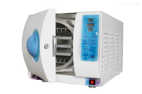 脉动蒸汽灭菌器台式