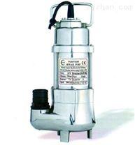 316不锈钢耐腐蚀泵 沉水式250W环保排污用泵