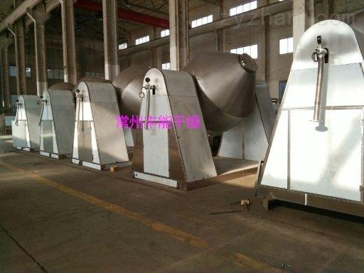 丰能干燥多台优质双锥回转真空干燥机批发销售