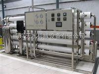 二级RO反渗透纯水设备