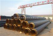 塑套钢直埋蒸汽保温管件价格,高密度聚乙烯直埋保温管厂家直销