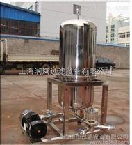 立式硅藻土過濾機、自動清洗型硅藻土立式過濾機