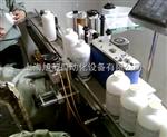 上海自動圓瓶貼標機 辣椒油圓瓶貼標機