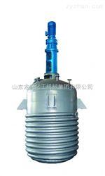 不锈钢外盘管加热反应釜--质优价廉
