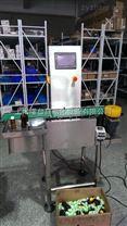 装盒机专用配理瓶机自动检重秤(150包/分,±0.2g,5g-500g)