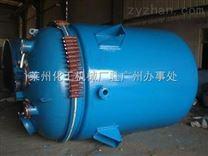 3吨搪瓷反应罐 广东厂家