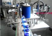 自動塑料圓瓶貼標機 圓瓶立式貼標機
