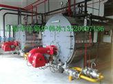 WNS2-1.0-Y/Q-卧式2吨锅炉燃油燃气锅炉