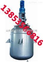 山東龍興-30立方反應釜 1000升不銹鋼電加熱反應釜