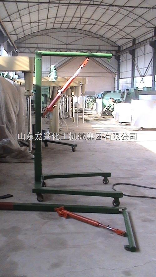 山东龙兴厂家直销移动式乳化机
