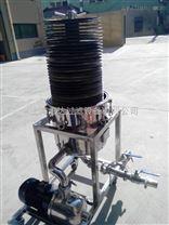 立式硅藻土過濾機,不銹鋼立式硅藻土過濾機