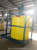 赤水污泥脱水加药装置容易达标