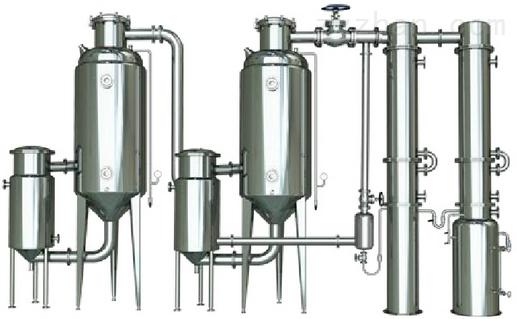 双效酒精回收蒸发器价格