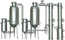 雙效酒精回收蒸發器特點