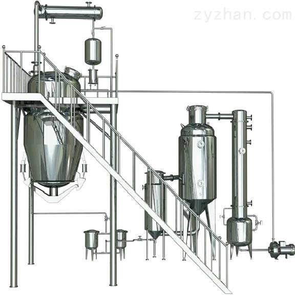 热回流单效提取罐应用
