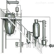 热回流单效提取罐产品应用