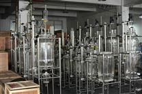 80L双层玻璃反应釜