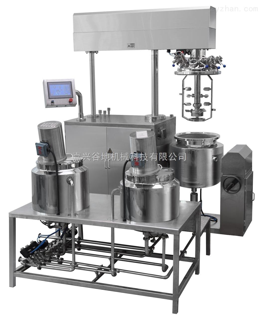 谷地栓剂乳化机设备