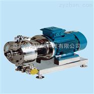 浙江管线式高剪切分散乳化机