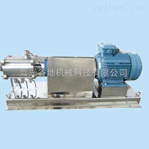 管线式高剪切分散乳化机厂家