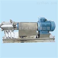 卫生I级管线式高剪切分散乳化机