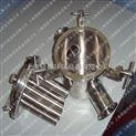不锈钢磁性过滤器、强磁除铁器、高磁除铁过滤器