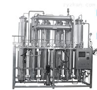 制药用水设备-多效蒸馏水机