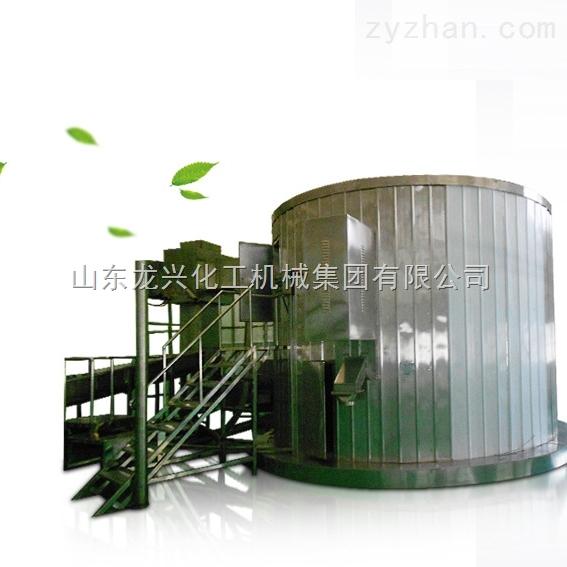 山东龙兴集团固态发酵器 圆盘制曲机