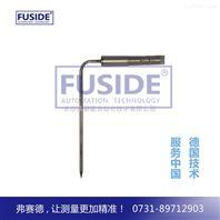 7204消毒柜灭菌柜弯形刺入式热电偶 K型温度探头 防水温度传感器