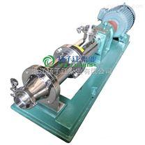 G型螺桿泵 泥漿泵 單螺桿泵 廠家直銷 G30-1加藥泵 水泥泵