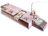 中药切片带式干燥机DW3-2.0×8A三层