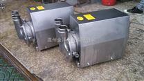 衛生級回程自吸泵產品結構