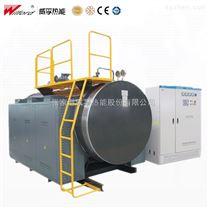 电热蒸汽锅炉产品特点