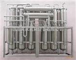 1000L/h双管板蒸馏水机