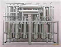 1000L/h雙管板蒸餾水機