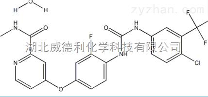 瑞格非尼(水合物)原料中间体1019206-88-2