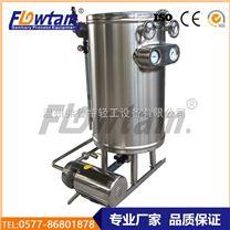 UHT超高溫瞬時滅菌機 電加熱超高溫殺菌機 蒸汽加熱盤管式滅菌機