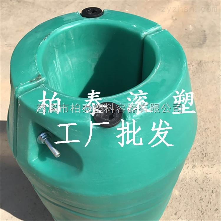 拦污式浮筒