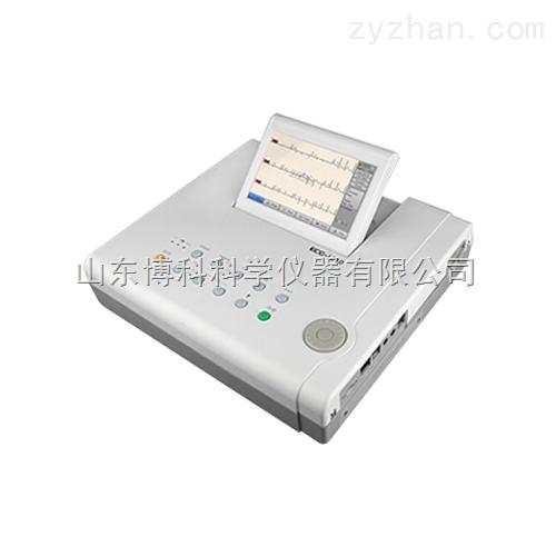 邦健十二导心电图机 ECG-1210心电图机
