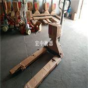 仓储2吨计重地牛秤 叉车称多少钱 (可出口