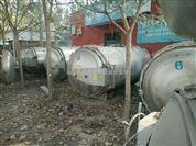 有售回转式杀菌锅二手电蒸汽加热不锈钢杀菌锅