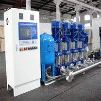 新疆喀什管道加压直供给水远程控制系统