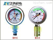 赤峰矿用双针耐震压力表