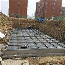 容积360抗浮式地埋一体化消防水池厂家